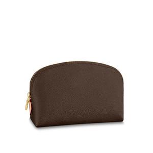 Cosméticos neceser bolsa Zippy bolsas de maquillaje cosmético Bolsa Casos compone el bolso de las mujeres de tocador embrague bolsos monederos Monederos Mini M01 111