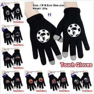 8 styles Hot Game Among Us Touch Gloves Cartoon Kids Adults Winter Warm Glove Mens Full Finger Gloves Womens Christmas Gifts by air11