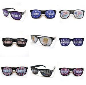 New Trump Man Sunglasses Brand Sunglasses Men Woman Beach Goggle Glasses Uv400 0125 5 Color Super Quality 12 #786