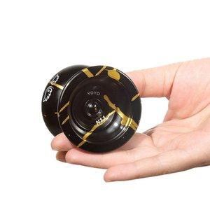 BEBOO PROFESSIONAL BALL YO Set kk cuscinetto Yo-yo metallo yoyo classico giocattoli diabolo regalo magico per bambini N11 Y200428