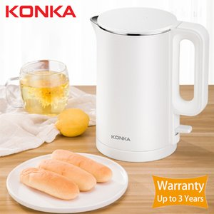 KONKA 2019 New 1.7L Electric Kettle Fast-boiling Smart Kettle Temperature Control Teapot Kettle