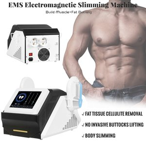 HIEMT Technology EMS Body Slimming Treatment Fat Burning Machine Emslim Ems Muscle Builder Muscle Toned Equipment