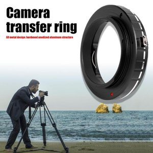 LM-FX Lens Mount Adapter Ring Portable Practical Classic Delicate Texture for Leica M Lens to for FUJI X Mirrorless Camera