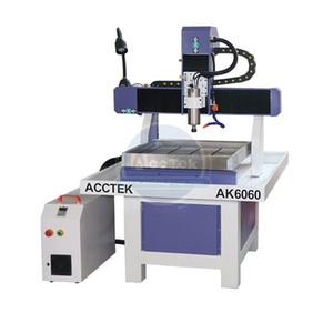 Précision petite vitesse rapide 6060 fraiseuse moule cnc routeur cnc pour la gravure sur métal