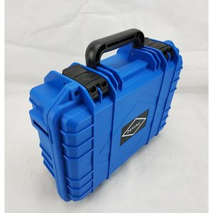 New products thickened anti falling large and medium size portable household plastic hardware toolbox instrument protective case