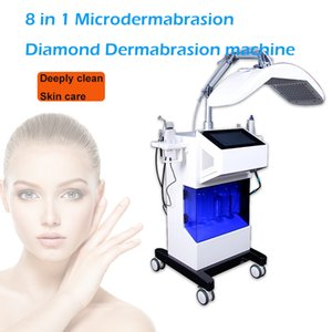 Lowest price dermabrasion hydra acne removal dermabrasion facial diamond water peeling device skin care microdermabrasion face treatment
