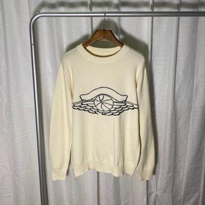 EUROPE Femmes Et Hommes Designer Sweaters Retro Classic Sweat-shirt de luxe Hommes Bras Lettre Broderie Col rond Confortable Jumper de haute qualité