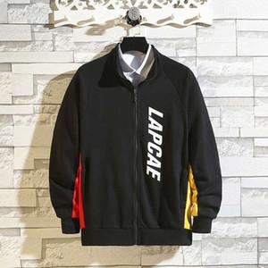 Sportswear-modische Herbst-Strickjacke-Reißverschluss Herrenjacke 2020
