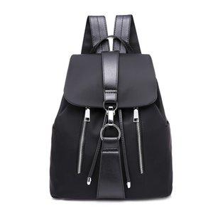 HBP Marka Olmayan Çok Yönlü Yeni Kadın Çantası Moda Oxford Sırt Çantası Eğlence Schoolbag Sport.0018