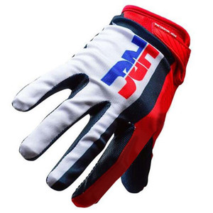 Air Mesh HRC Red Glove For Men Donna Unisex Motocross Moto Scooter Dirt Bike guanti 201022