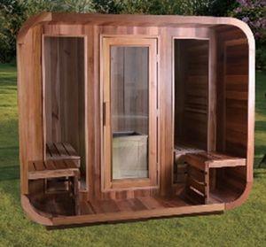 Forêt espace haut de gamme sauna bar oxygène sur mesure chambre confortable saine profiter petite salle de vapeur khan SH340