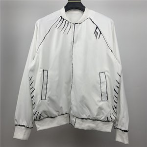 New Products Men Jackets Fashion Men Women Loose Jackets High Quality Men Thin Jackets Size S-XL