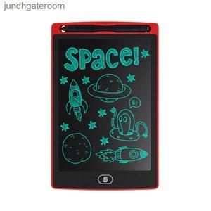 Inch LCD Mémo Écriture Tablette Digital Board 8.5 Tableau manuscrite Blackboard avec stylo pour adultes Enfants Office Dessin DHL F
