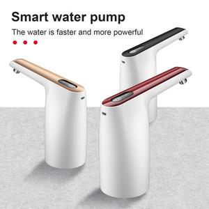 2021 Водный дозатор Автоматический сенсорный выключатель Электрический водяной насос Переполнение защиты TDS Test USB зарядки Бутылка для напитков