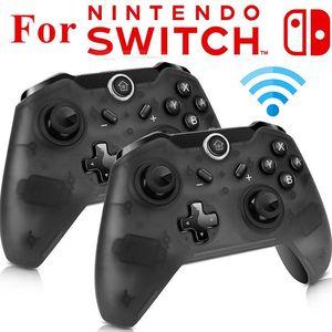 EastVita 1PCS Bluetooth Wireless Gamepad Joypad typeC Remote Pro Controller for Switch Console PC Gamepad Joystick r29