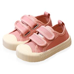 Bekamille Outono Crianças Esporte sapatos da criança Meninos Sneakes moda casual suave inferior Calçado Crianças Meninas Calçados infantis SX080 1006