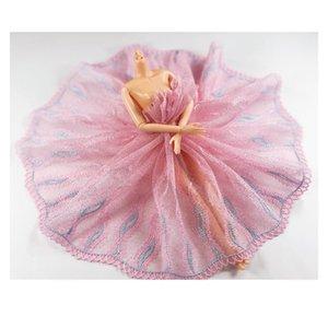 2 metros / lote Color rosa Malla de malla con cordones de encaje para el hogar Decoración de tela Ropa de coser apliques Tr JLLLNP
