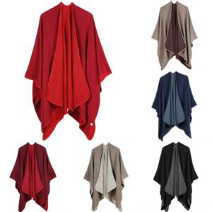 3U4A Drucken Seidenschals Damen Square Hohe Qualität Foulard Neue Schal Frauen Satin Shawl Wrap Fashion SHL Hut Schal Marke Vollfarbige Farbe