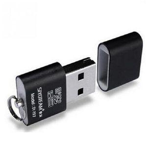 Portatile Mini USB 2.0 Micro SD TF T-Flash Memory Card Lettore Adattatore Adattatore Flash Drive SD Flash Memoria Commercio all'ingrosso