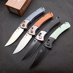 Бабочка Benchmade BM15080 15080BK складной нож S30V лезвие G10wood ручка BM535 BM940 BM710 BM485 открытый инструмент