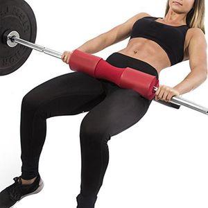 Espuma Barbell Pad Squat Protector Halterofilismo Posquia de pescoço Ombro Fitness Neck Bridge Hip Push Push Bar Pad