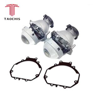 TAOCHIS Car Styling transition frame adapter Hella 3R G5 Projector lens retrofit Bracket for KIA MAGENTIS II 2005-20101