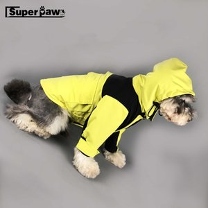 Fashion Dog Outdoor Down Jacket Vest Windbreaker For Small Medium Dogs Clothes Pet Hoodie Coat French Bulldog Dropshipping YHC23