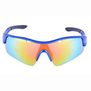 Новое прибытие лето Велоспорт Солнцезащитные очки Мужчины Женщины Конструктор Спорт Велосипед солнцезащитные очки Dazzle зеркало солнцезащитные очки с футляром