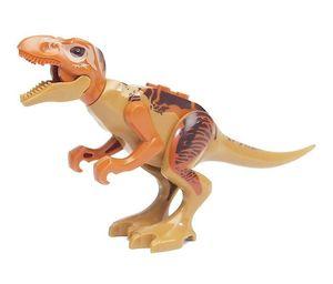 Dinosaurier-Blocks Jurassic Dinosaurier Spielzeug für Kinder Building Blocks Dinosaur World Blocks Tyrannosaurus Geschenke Kompatibel Alle Marken yxlmxD