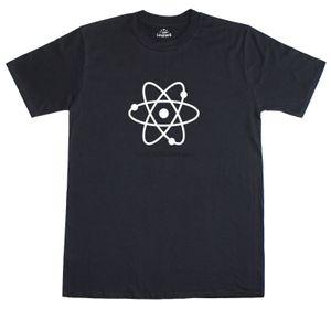 Ciencia Atom New Cool Geek Nerd Mens Fit Fit Mens Custom Printed Hip Hop Funny Mens S Hoodie Designers T Shirts Sudadera
