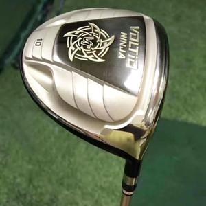 Les nouveaux hommes conducteur Golf voltio clubs de pilote NINJA 9 ou 10 Loft pilote Clubs de golf avec l'arbre de graphite Golf Livraison gratuite