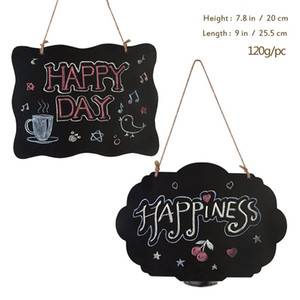 Mini Message Board Polygon Lace Display Window Decorate Resistance To Fall Blackboard Hot Selling With Various Pattern 4 4xw J1
