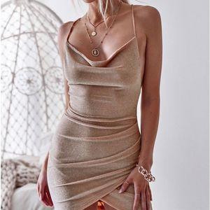 lv7v Renaissance Print Summer Long Women Backless Leather Bodycon Strap Newspaper Spaghetti Dress Designer