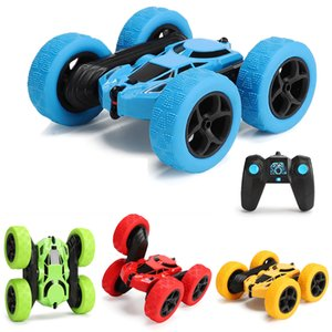 RC Car 4WD Radio Control Vehicles 26cm Electronic RC Rock Crawler Model Stunt Cars Toy