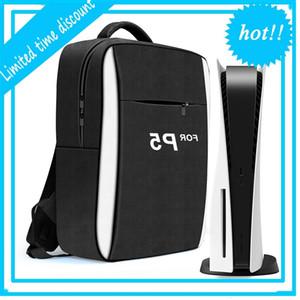 For Sony PlayStation5 PS5 Console Opbergbag Shock resistant Shoulder bag Host Travel Portable backpack