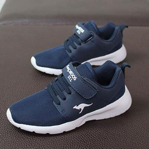 Comfortable children's sports shoes boys and girls shoes new mesh shoes non-slip shock absorption size 28 to 42 201027