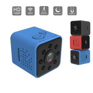 Sensor 1080P mini cámara de vídeo de alta definición WIFI Nachtsicht Micro movimiento de la videocámara DVR SQ11 SQ12 SQ13 SQ23 de vídeo DV Cam Kleine Kamera