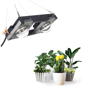 COB LED full-spectrum 200W hydroponic indoor plants, used for aquatic plants, vegetables and plants to supplement light