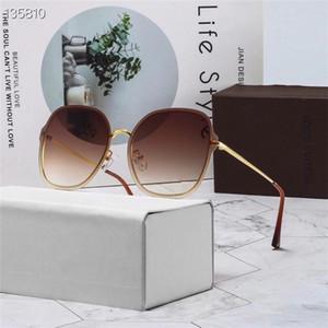 2021 Occhiali da sole rotondi Telaio Grande cornice Occhiali da sole ovale per uomo e donna UV400 Occhiali da sole polarizzati per guida all'aperto