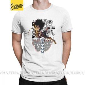 Adam Gally Savaş Melek Alita Gunnm Comic Sinema Moda Kısa Kollu Elbise Arıtılmış spor Kapşonlu Kazak Hoodie erkekler gömlek