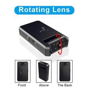 New WD6 MINI 4K HD Camera Nuvem Câmera IP Wireless WiFi Inteligente Auto Tracking Of Human Home Security Monitor de CCTV Bebê 180 ° Grande