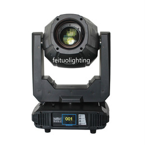 New Moving Head Led Spot 300w Dmx Stage Light Strobe Zoom Effect Lyre 300 Watt Gobo Moving Head Light For Dj Party Event