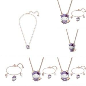 Iwv Irregular Natural health Pendant Necklaces Jade Agate Crystal Quartz Turquoise Malachite Stone neckla Gemstone Amethyst Pendants with