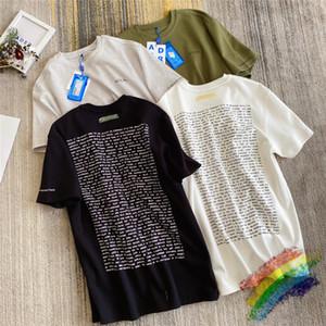 2021ss t-shirt erkek kadın 1 en iyi kalitede yaz tarzı arka t gömlek harflerle dolu