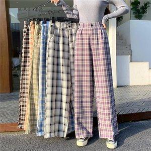 Sweatpants Women Clothes Pants Streetwear 2021 Winter Fashion Korean Style Wide Leg Harajuku Baggy Black High Waisted Vintage