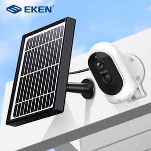 Telecamera della batteria Eken Astro 1080P con pannello solare IP65 WiFi Motion Detection Weatherment Motion Detection Telecamera di sicurezza IP wireless