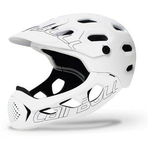 Cairbull Allcross Mountain Cross Bike Full Helm Extreme Sportsicherheitshelm