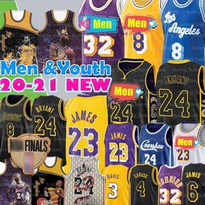 8 24 33 BRYANT Jerseys Alex 4 Caruso Los LeBron James 23 Angeles