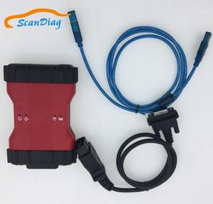 VCM2 OBDII Ferramenta de Scanner Melhor VCMII Suporte Veículos IDs VCM 2 Chip completo OBD2 OBD 2 Carro Diagnóstico Scanner Ferramenta1