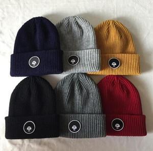 Kış Şapka Moda Tasarımcısı Kova Şapka Mektuplar Ile Sokak Beyzbol Şapkası Topu Caps Erkek Kadın Şapkalar Beanie Casquettes Çoklu Stiller